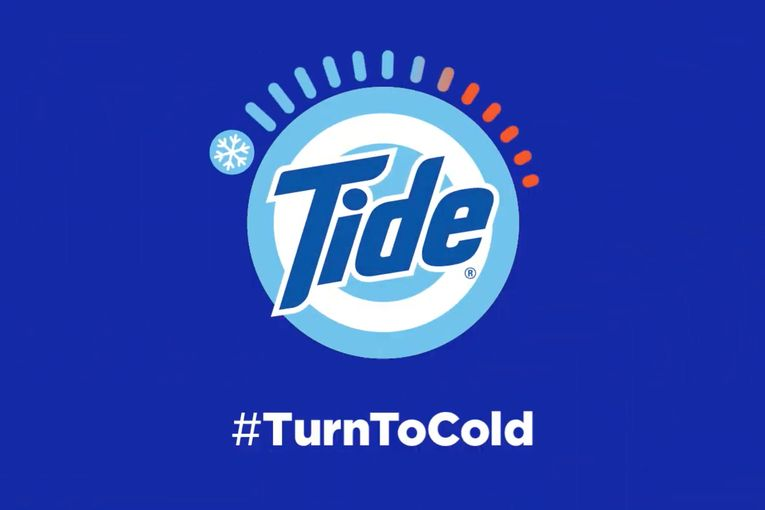 Tide wants consumers to wash clothes in cold water, making green pitch a key part of 10-year marketing plan