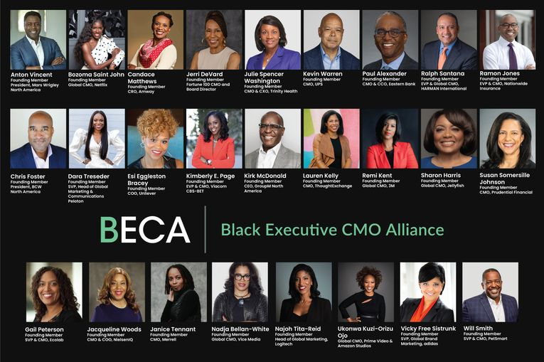 Black C-suite leaders unite to share expertise with future generations of execs