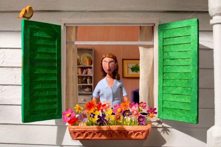 The truth about Air Wick's gorgeous animated wildflower campaign: Ad Review