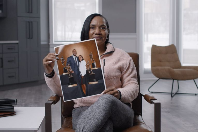 Watch: Walmart enlists LeBron James' mom to talk about how community helped put food on their table
