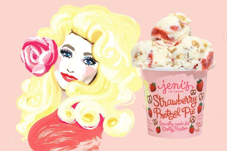 Dolly Parton collab crashes ice cream brand Jeni's site
