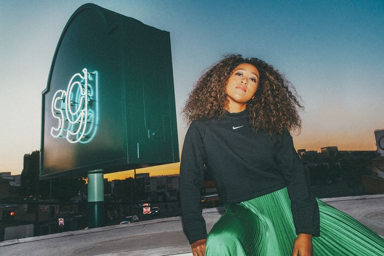 Sweetgreen teams up with tennis star Naomi Osaka for post-pandemic rally