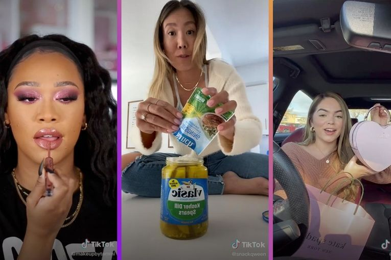 How TikTok, Instagram and Snapchat sell everything from ranch dressing to lip gloss