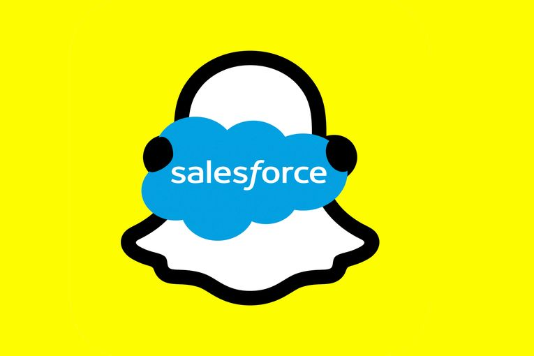 Salesforce plugs into Snapchat and WhatsApp to help brands unlock data