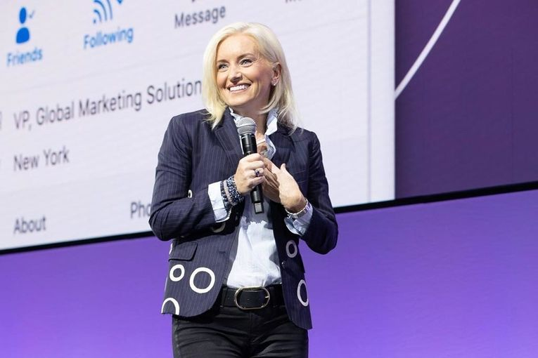 Facebook's Carolyn Everson departs as its top advocate in advertising