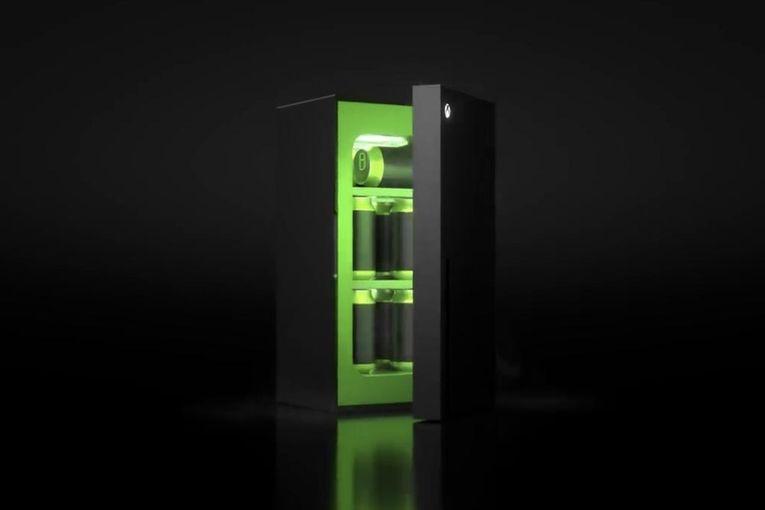 Xbox: Xbox Series X Mini Fridge