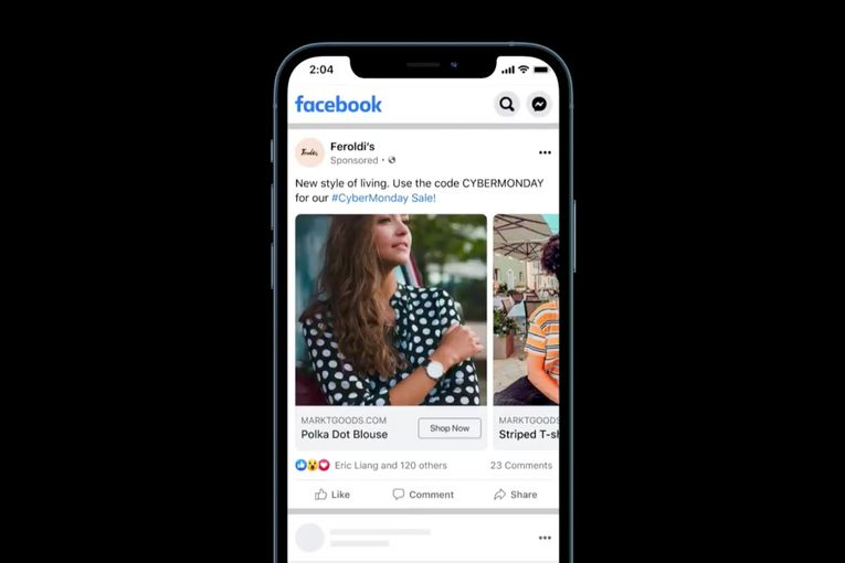 How Facebook is beefing up its commerce ad opportunities