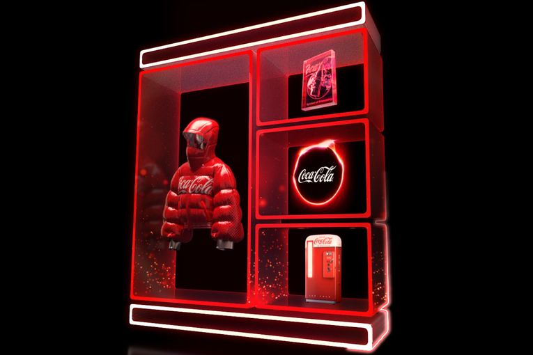 Why classic brands like Coke are experimenting with NFTs