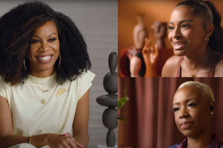 Nike's video series about Black pregnancy gets backlash from Allyson Felix fans