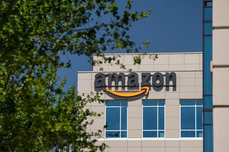 Amazon advertising sales edge close to $8 billion