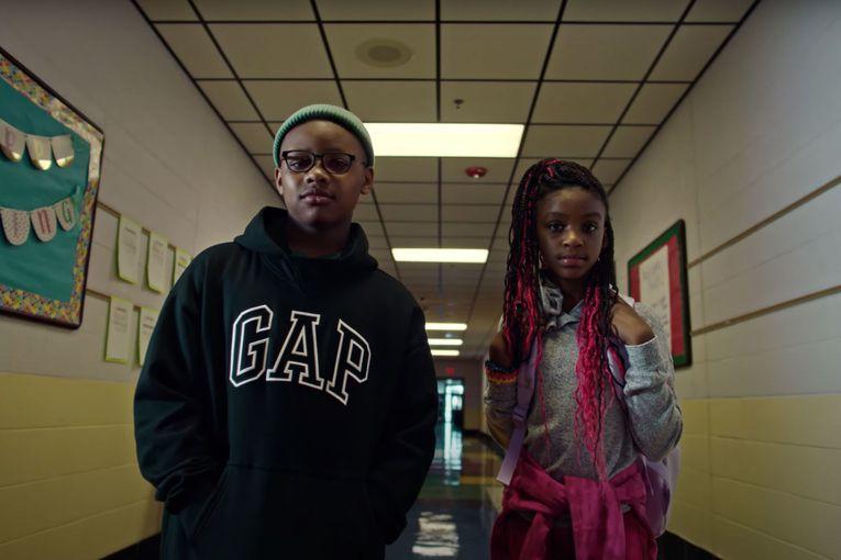 Gap Kids TV commercial via Hot Spots
