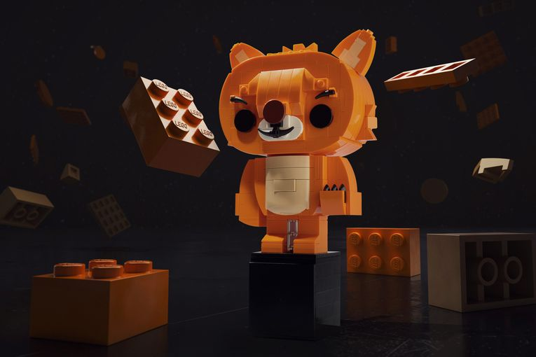 Playful Lego tech springs to life at Cannes Future Lions