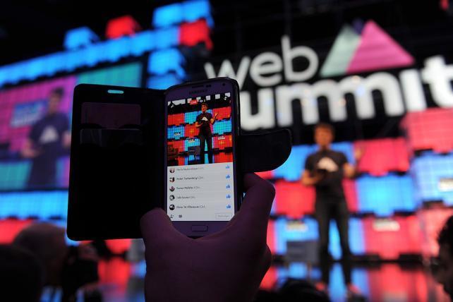 Seeking the Human at Web Summit