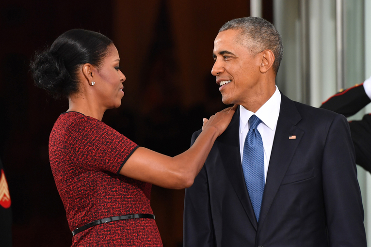 Spotify inks podcasting deal with the Obamas