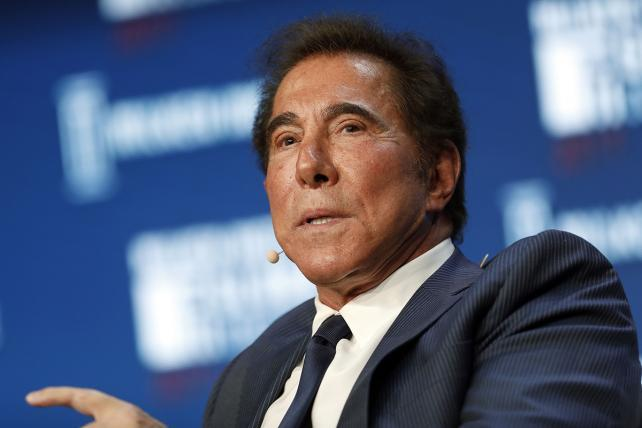 Harassment Allegations Punch Wind Out of Wynn Resorts