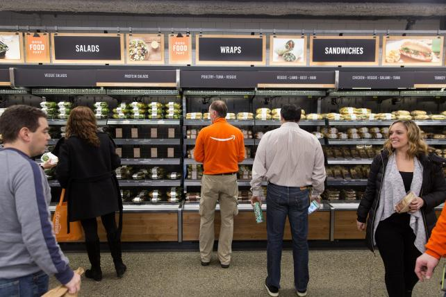 Amazon Go has attracted a host of cashierless imitators