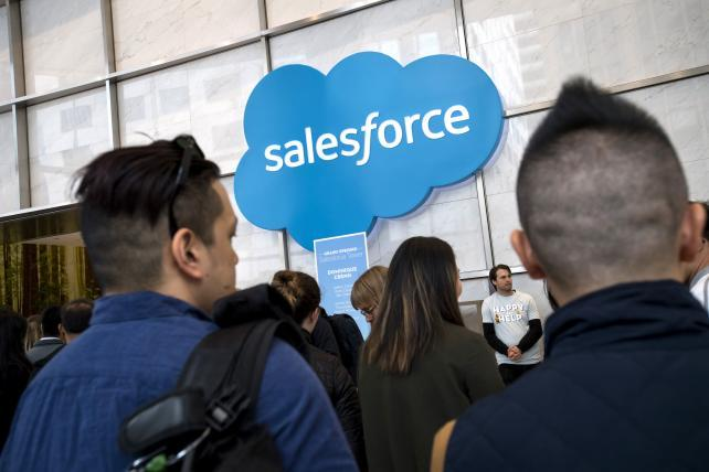 Salesforce integration of AI platform Datorama hints at broader play