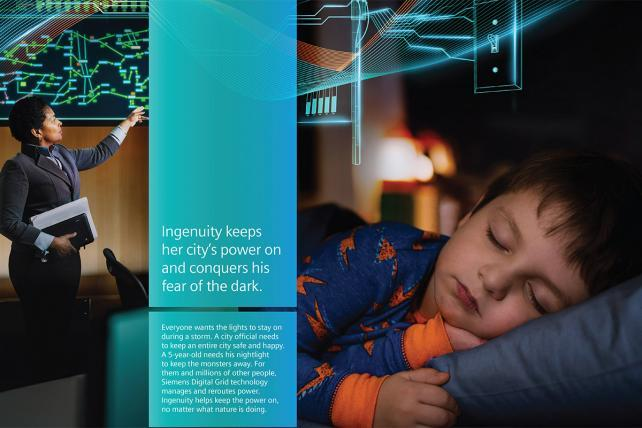 Siemens Launches U.S. Brand Campaign 'Ingenuity for Life'