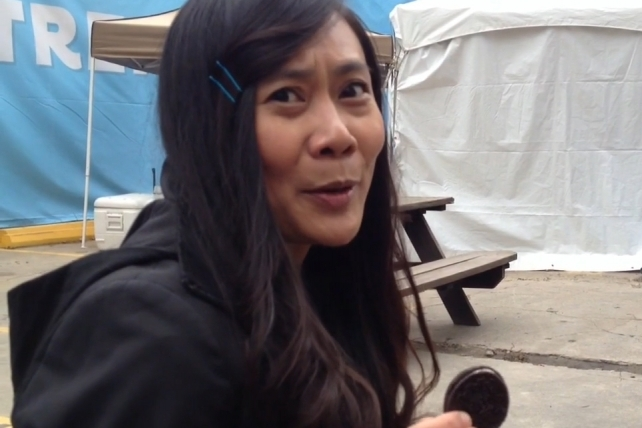 Video: We Taste-Tested the 3D-Printed Oreo Cookies at SXSW