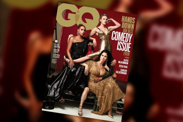 'Mistakes were made': What GQ has to say about its latest cover