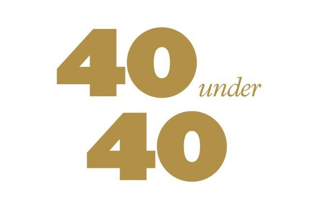 Have You Entered Our 40 Under 40 Contest Yet?