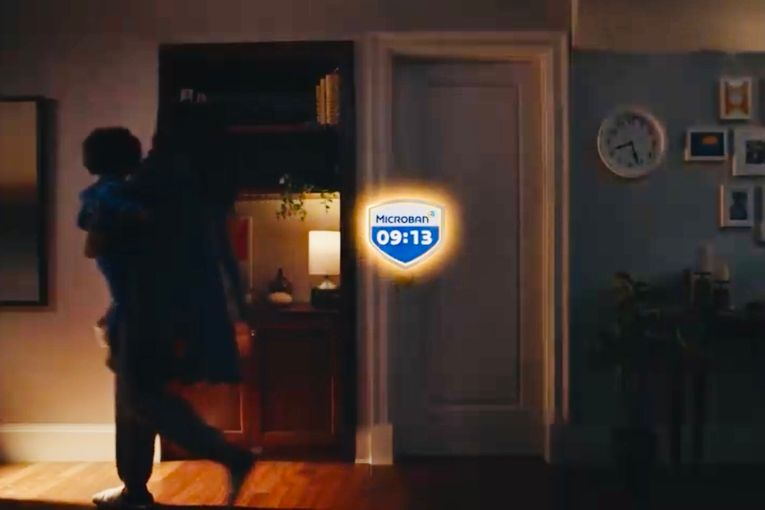 Procter & Gamble's Microban 24 buys into Super Bowl with 15-second spot