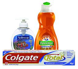 Colgate Keeps Triclosan in Its $1B Total Brand