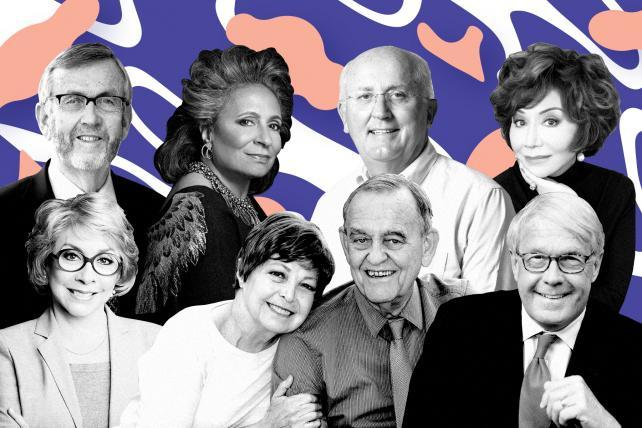 Can't stop, won't stop: Meet 7 over 70 still remaking the industry