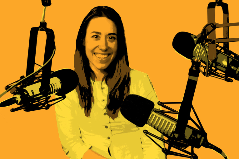 The Daily Beast's Mia Libby on rediscovering her love of skiing, managing stress and '90s boy band nostalgia