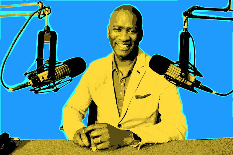 AccuWeather's John Dokes on singing jazz—and that time the weather forecast saved Eddie Vedder's life