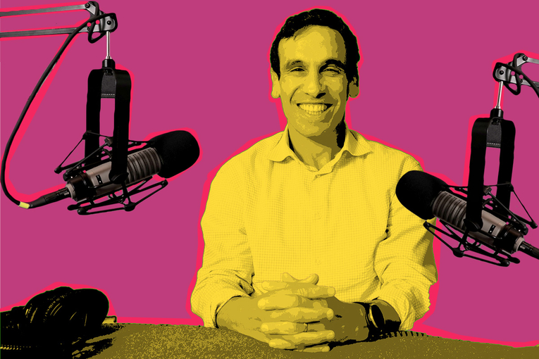 Bloomberg's Anthony DeMaio on ultramarathons—and the nutritional power of Mtn Dew and chicken broth