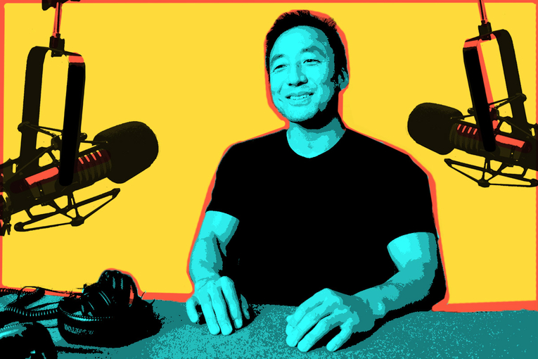 Giphy's Alex Chung on art hacks, working with friends—and the best street in New York City