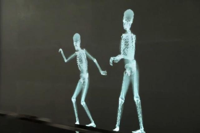 Loving Skeletons Dance Their Way to Top of Viral Chart