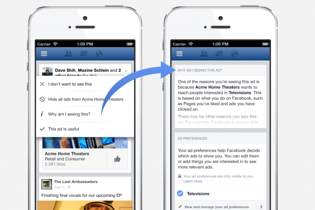 Facebook to Use Web Browsing History For Ad Targeting