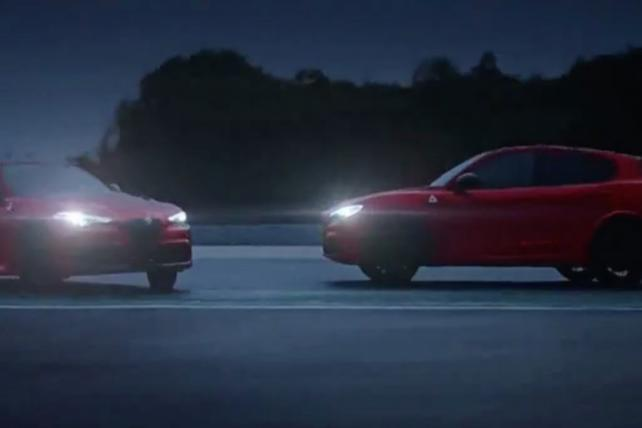Watch the newest commercials on TV from Alfa Romeo, Apple Music, Trivago and more