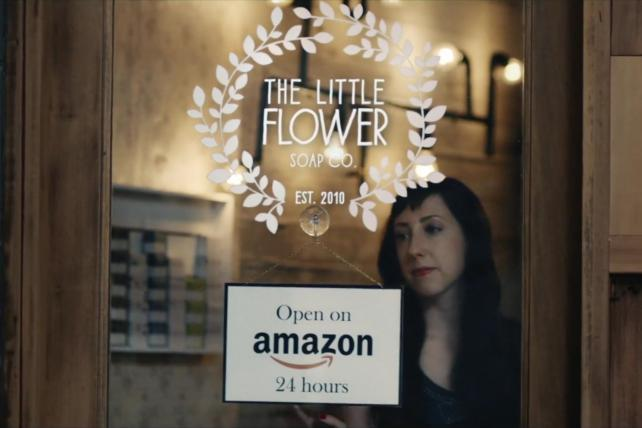 Amazon's 'Let's Come Together' ad could pass as a retort to Trump (and Bernie)