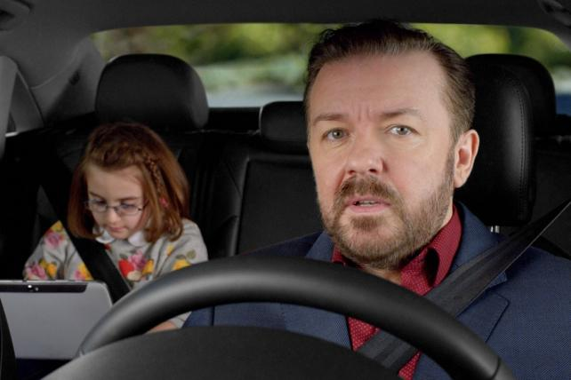 Ad Review: Audi Gets It Right With Ricky Gervais