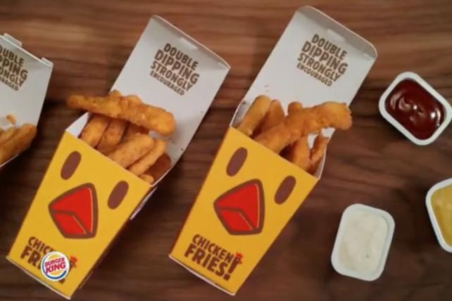 Watch the newest ads on TV from Burger King, Kohl's, Sprint and more