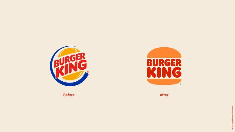 Burger King overhauls its design with a retro-meets-modern take on its 1969 logo