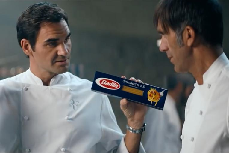 Masters of Pasta with Roger Federer & Davide Oldani