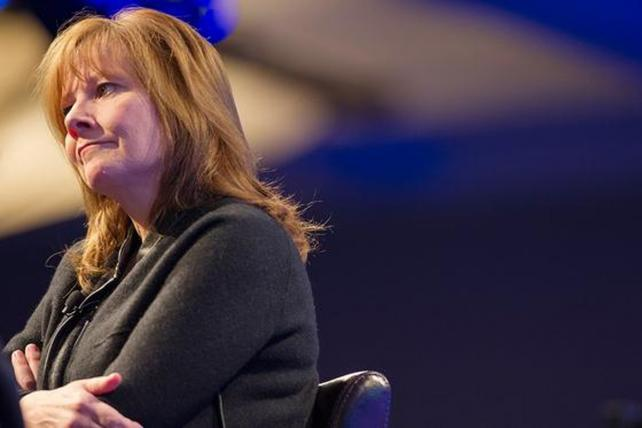 'Tougher, Not Meaner': GM's Mary Barra On First Year as CEO