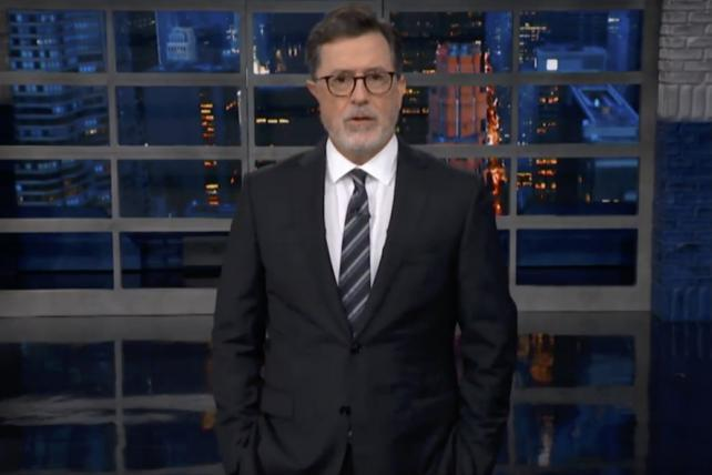 Tuesday Wake-Up Call: How CBS is moving on after Les Moonves (and what Stephen Colbert says)
