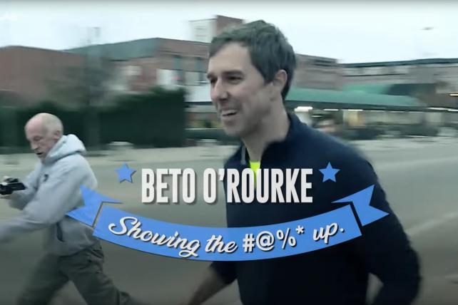 Ted Cruz thinks you should be offended that Beto O'Rourke swears, this weird new Cruz attack ad suggests