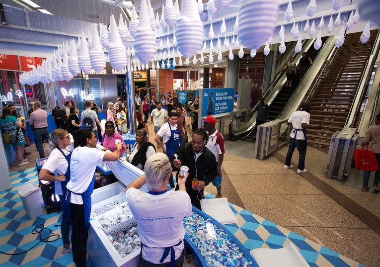 Experiential OOH: Effective disruption in the age of distraction