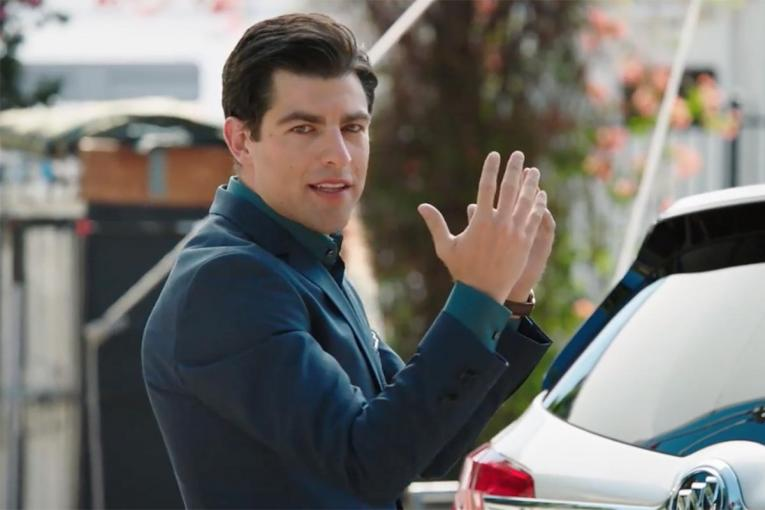 Max Greenfield Is a Pampered Actor in Buick's Latest Ads | AdAge
