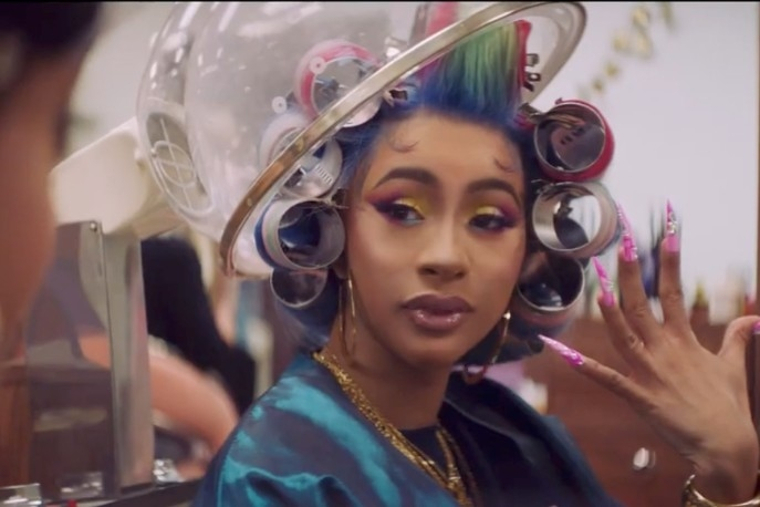 Cardi B stars in a delightfully weird Reebok ad. Plus, Emmy nominations: Wednesday Wake-Up Call
