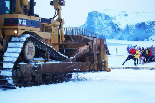 Caterpillar's Latest Installment in Video Series Stars 'Game of Thrones' Actor