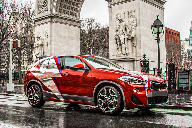 How BMW drove mass awareness for its new X2 vehicle by launching on Twitter