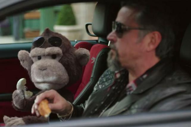 Why Dodge Paired a Gearhead With a Monkey in 'Dodge Law' Campaign