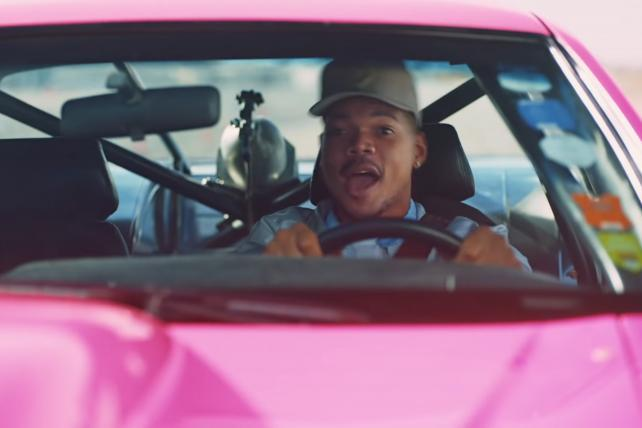 Doritos remakes Backstreet Boys classic with Chance the Rapper for Super Bowl ad